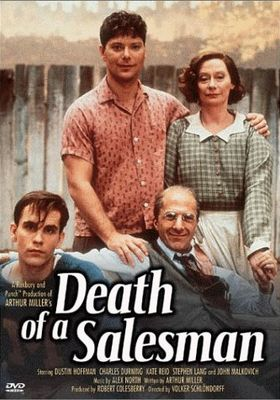 Death of a Salesman's Poster