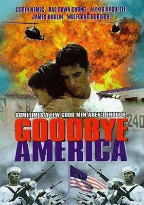Goodbye America's Poster