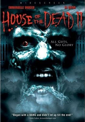House of the Dead 2's Poster