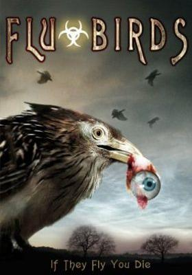 Flu Bird Horror's Poster