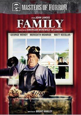 마스터즈 오브 호러 시즌 2 에피소드 2 - 가족의 포스터