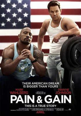 Pain & Gain's Poster