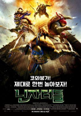 Teenage Mutant Ninja Turtles's Poster