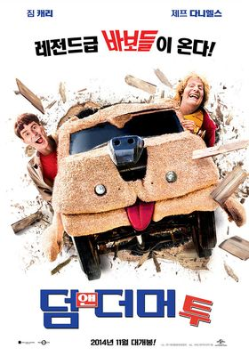 Dumb and Dumber To's Poster