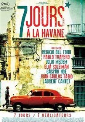7 Days in Havana's Poster