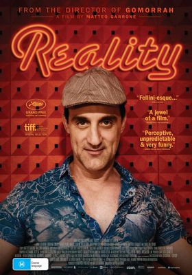 Reality's Poster