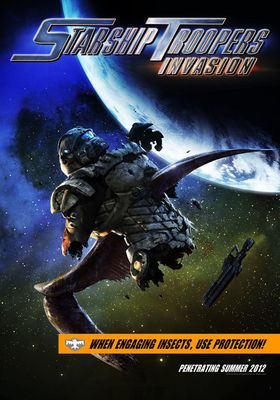 Starship Troopers: Invasion's Poster