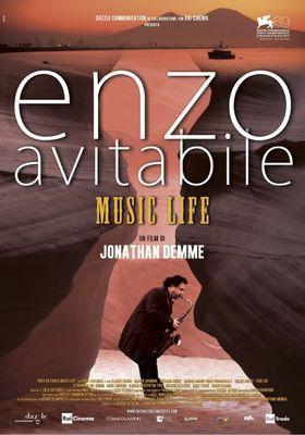 엔조 아비타빌레 음악 인생의 포스터