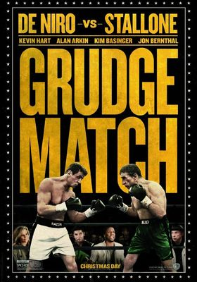 Grudge Match's Poster