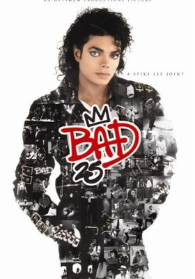 Bad 25's Poster