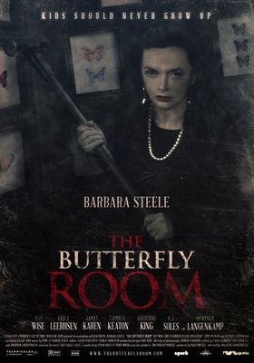 The Butterfly Room's Poster