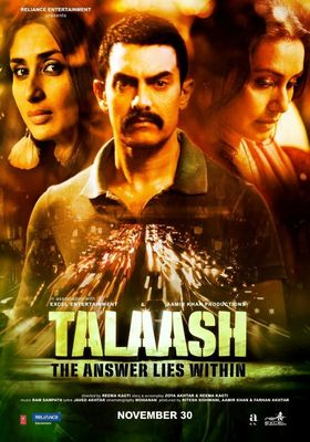 Talaash's Poster