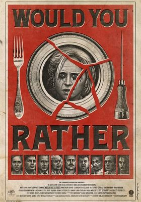 Would You Rather's Poster