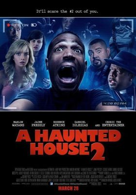 A Haunted House 2's Poster