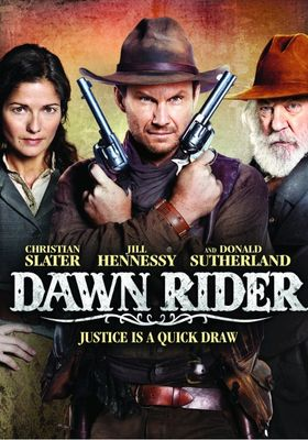 DAWN RIDER's Poster