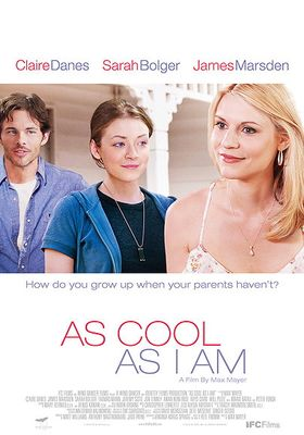 As Cool as I Am's Poster