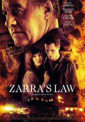 Zarra's Law's Poster