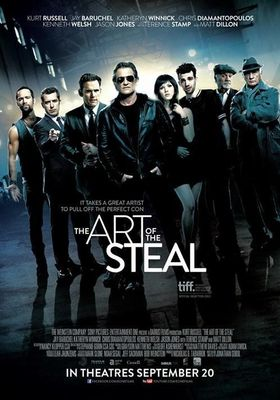 The Art of the Steal's Poster