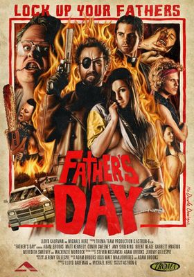 FATHER'S DAY's Poster