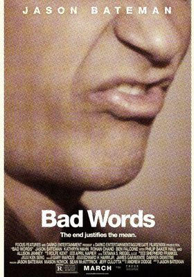 Bad Words's Poster