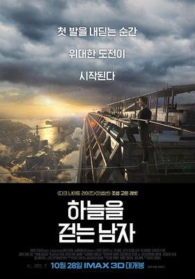 하늘을 걷는 남자의 포스터