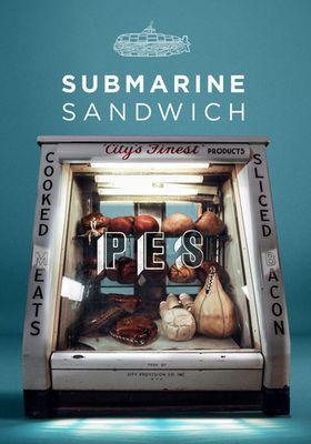 Submarine Sandwich's Poster