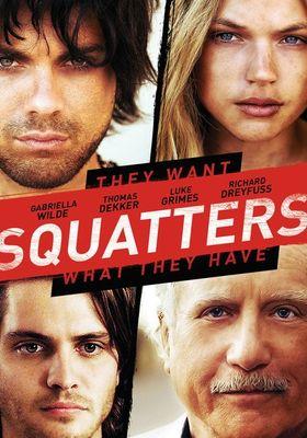 스쿼터스의 포스터