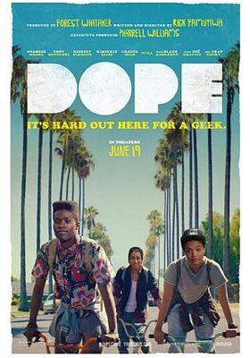 『DOPE ドープ!!』のポスター