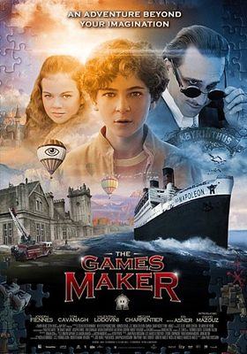 The Games Maker's Poster