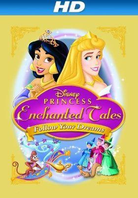 디즈니 프린세스 마법 이야기: 꿈을 찾아서의 포스터