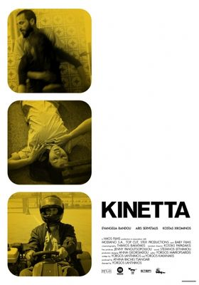 Kinetta's Poster