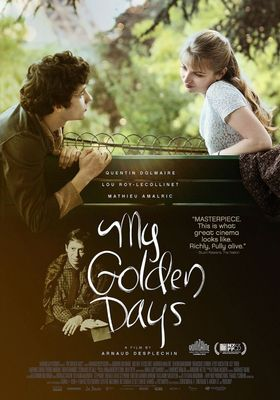 My Golden Days's Poster