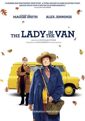 The Lady in the Van's Poster