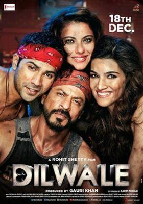 Dilwale's Poster