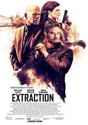Extraction's Poster