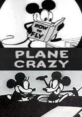 Plane Crazy's Poster
