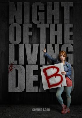 Night of the Living Deb's Poster