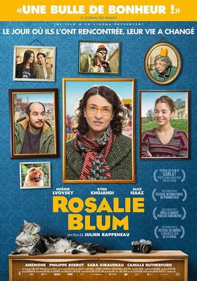 Rosalie Blum's Poster