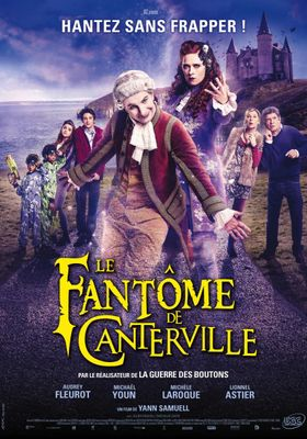 The Canterville Ghost's Poster
