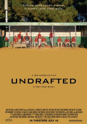 Undrafted's Poster