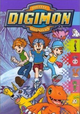 Digimon Adventure's Poster
