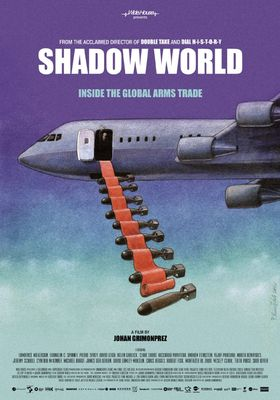 Shadow World's Poster