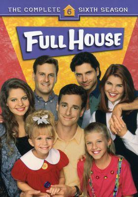 Full House Season 6's Poster