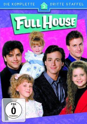 Full House Season 3's Poster