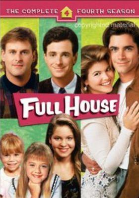 Full House Season 4's Poster