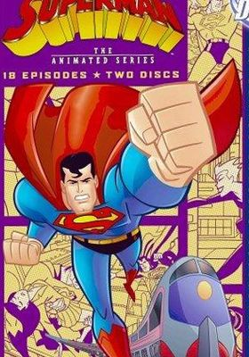 Superman: The Animated Series's Poster