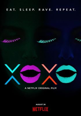 『XOXO』のポスター