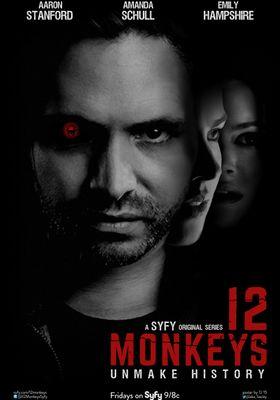 12 Monkeys Season 2's Poster