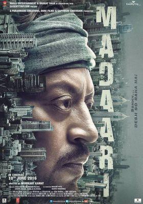 Madaari's Poster