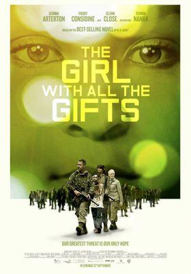 멜라니: 인류의 마지막 희망인 소녀의 포스터